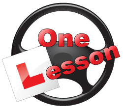 1 hour driving lesson
